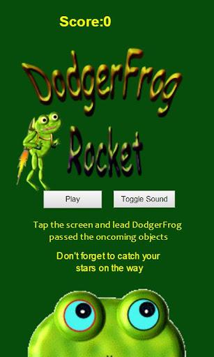 DodgeFrog Goes Rocket