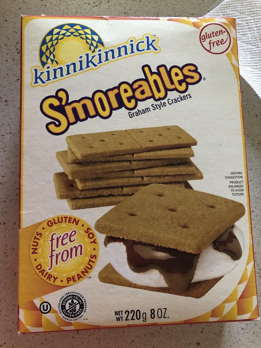 Graham Style Crackers