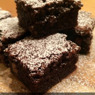 One Egg Chocolate Brownies Recipes.