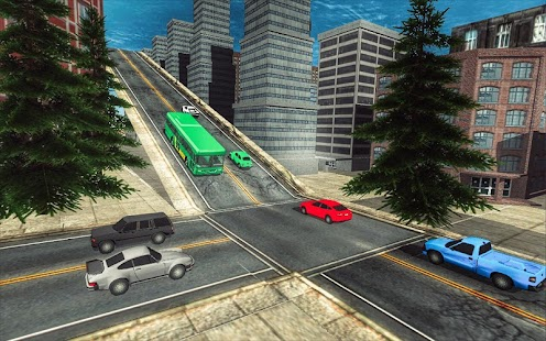 3 City Bus Simulator App screenshot