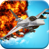 Metal Storm: Dogfight F16