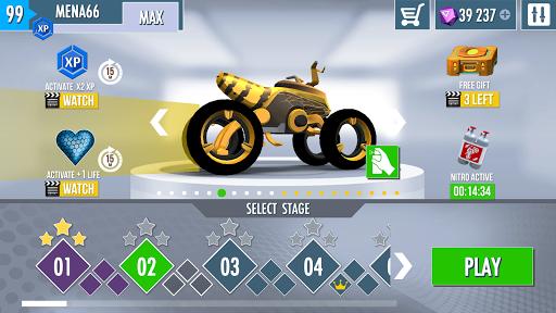 Gravity Rider Zero apkdebit screenshots 13