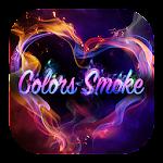 Colors Smoke Keyboard Theme Icon