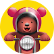 Excite Bear – Animal Bikers