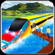 Game Water Train Driving Simulator APK for Windows Phone