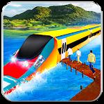 Water Train Driving Simulator