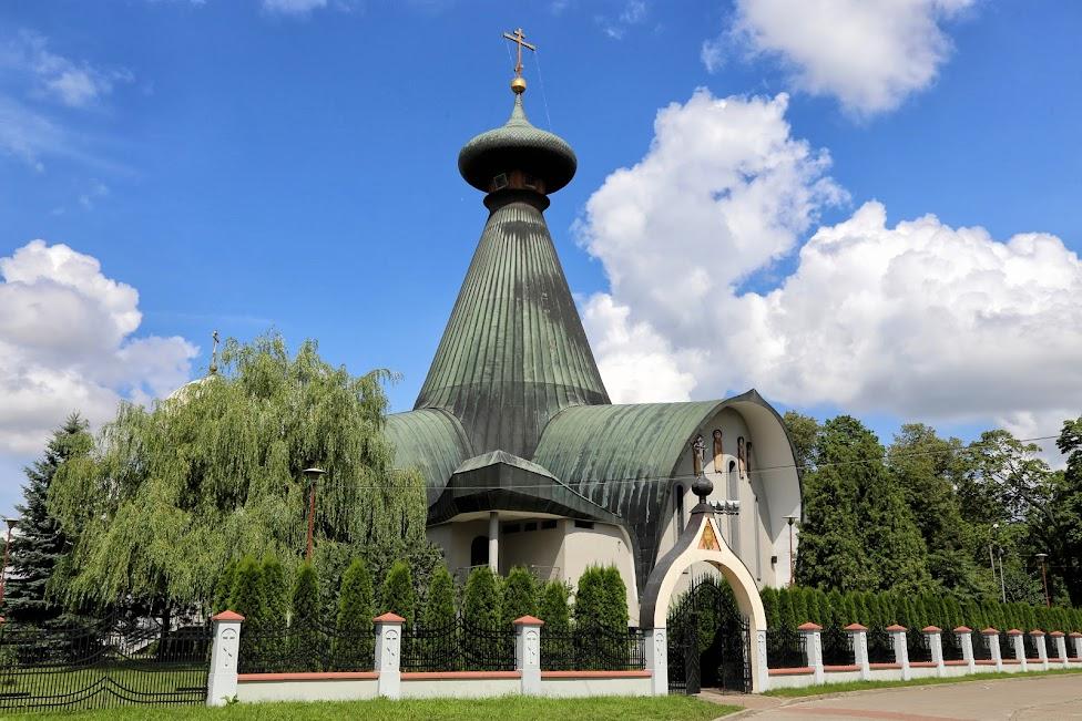 Sobór Świętej Trójcy w Hajnówce, Podlasie