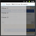 Multiview Browser Free icon