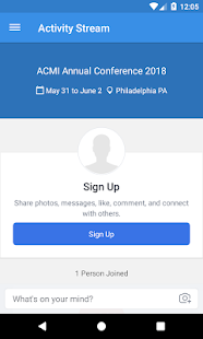 ACMI Annual Conference - náhled