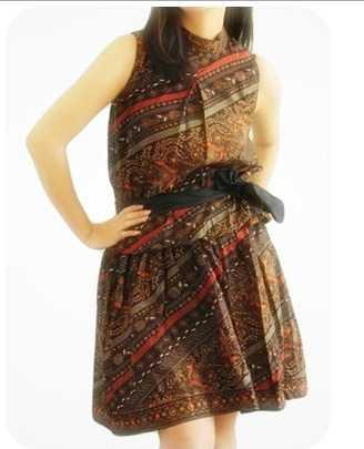 ... Modern Batik Fashion Styles screenshot 9 ... 34cd27a5f3