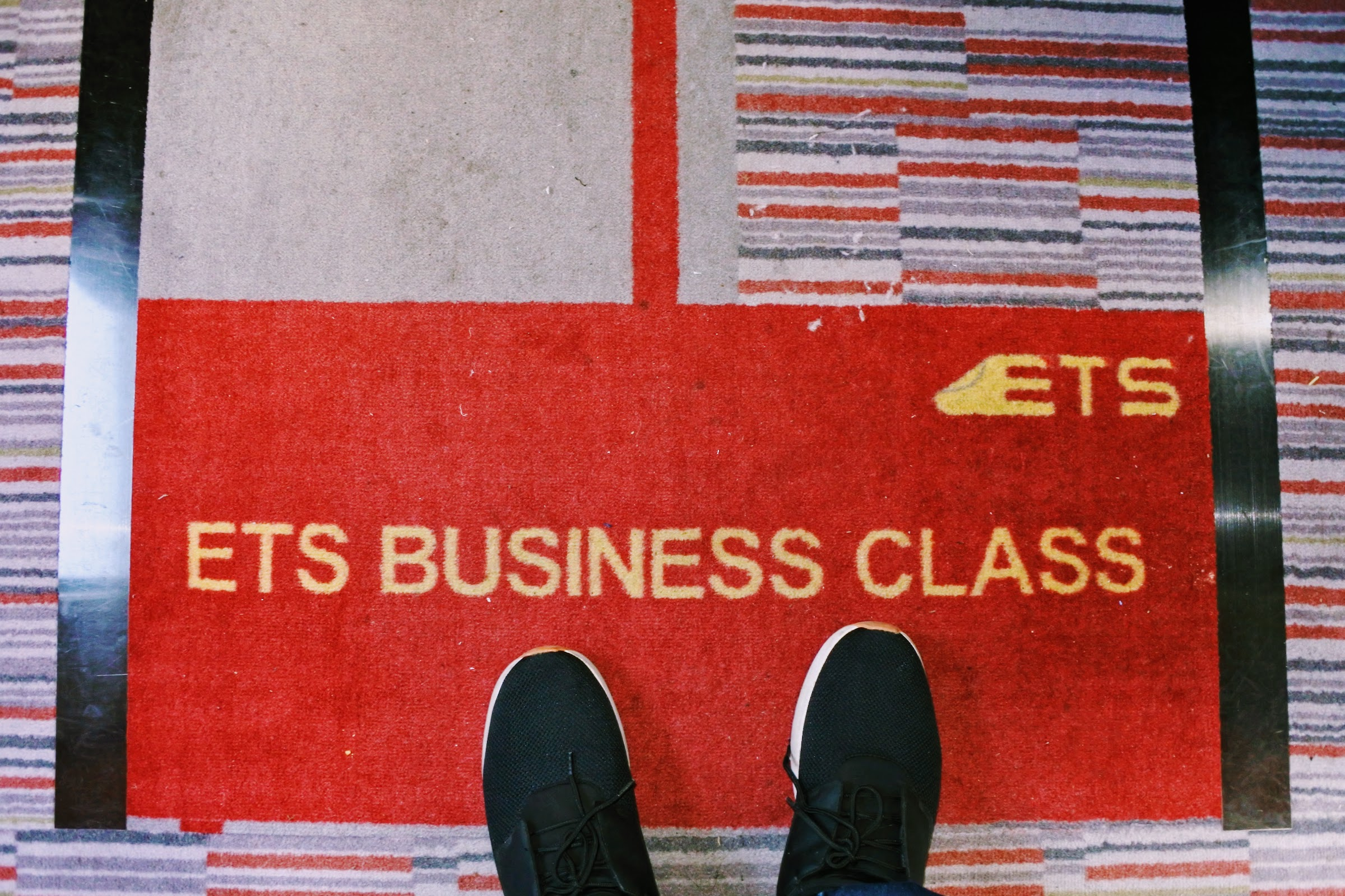 Our ETS Business Class comprehensive review