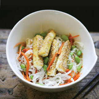 Crispy Tempura Tofu