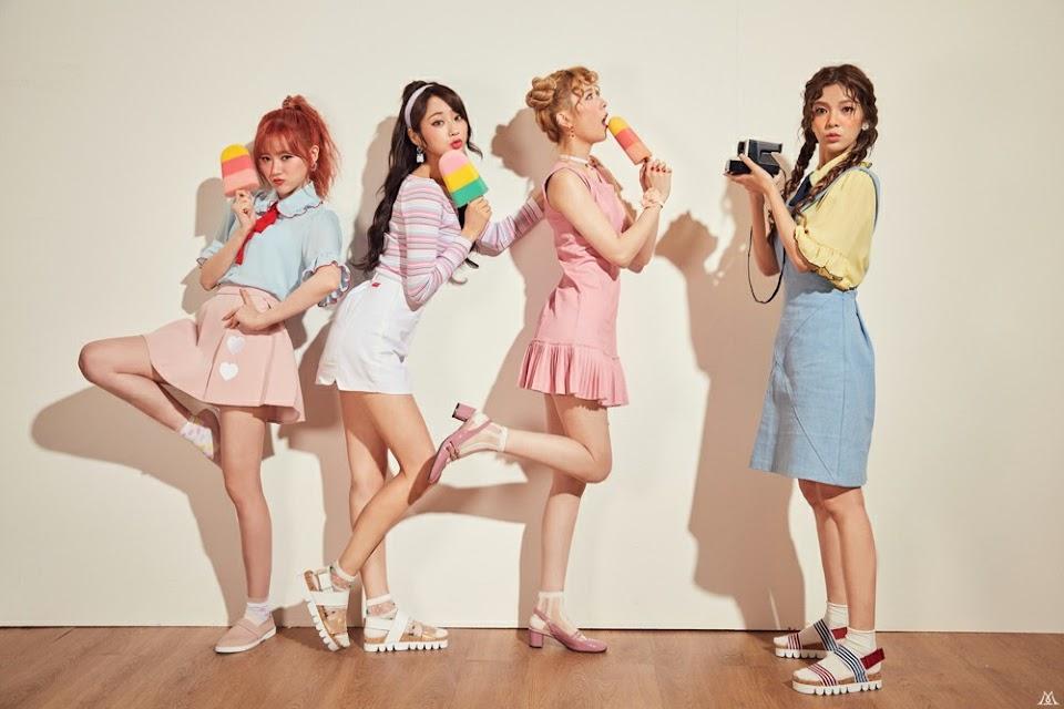 korean music festival 2018 9muses