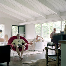 Photo: title: Rachel Perry Welty, Bruce & Asa Welty, Gloucester, Massachusetts date: 2011 relationship: friends, art, met through Dan Mills years known: 0-5