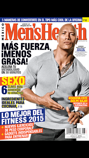 Men's Health en Español Revist