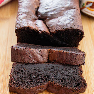 Flourless Nutella Banana Bread.