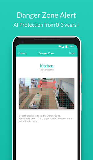 Cubo AI Smart Baby Camera 1.22.6 Screenshots 3