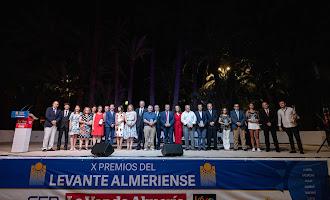 X Premios del Levante Almeriense