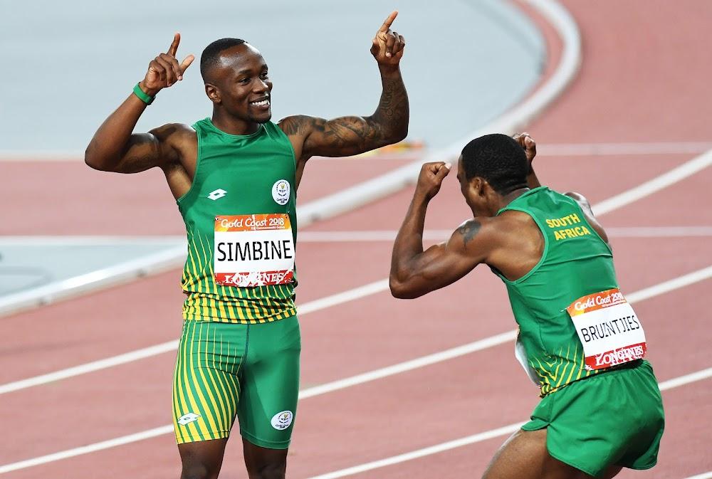 Akani Simbine and Olympic hopefuls can train at last as Tuks opens up