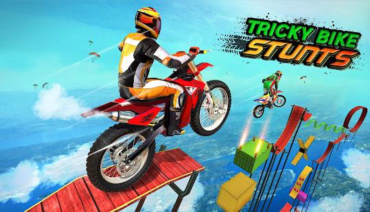 Moto Bike Racing Stunt Master- New Bike Games 2020