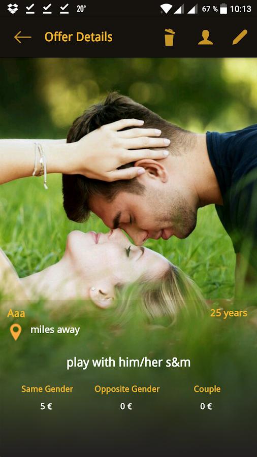 free discreet dating