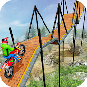 New Bike Racing Stunt Master : Top Motorcycle Game