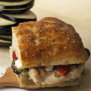 Italian-style Sandwich.
