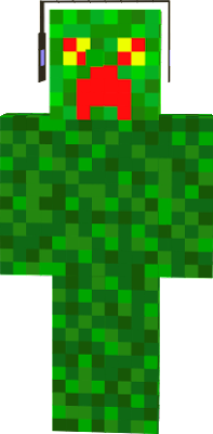 Jotain's/Something's minecraft skin