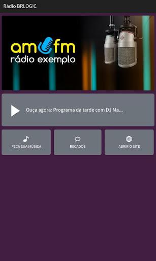 Rádio BRLOGIC - Exemplo 3