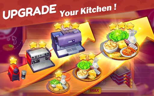 Cooking Voyage - Crazy Chef's Restaurant Dash Game 1.3.1+ac19226 screenshots 24