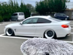 4シリーズ クーペ  H26年式 M-sports 420i のカスタム事例画像 きよてぃまF32さんの2020年01月29日14:08の投稿