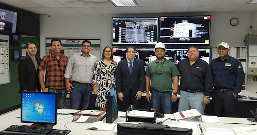 Puerto Rico - Corporate Visit & Tour -  Puma Energy - Feb 2017