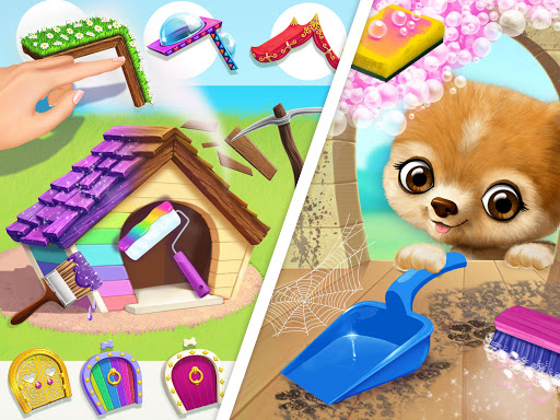 Sweet Baby Girl Cleanup 5 - Messy House Makeover 6.0.28 screenshots 22