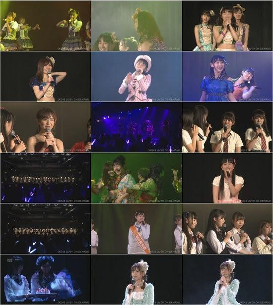 (LIVE)(720p) SKE48 NMB48 卒業公演 171218 171219