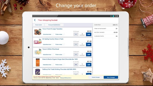 Tesco Groceries : Food Shop screenshot 4