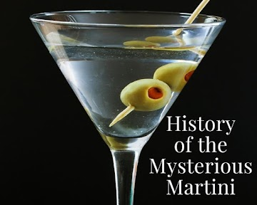 History Of The Mysterious Martini Recipe