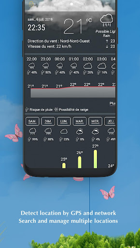 Weather today : Local weather forecast  Screenshots 3