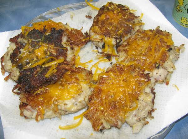 Loaded Potato Hank's Recipe