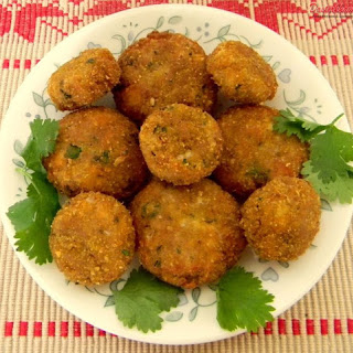 Chicken Cheese Cutlets Recipe