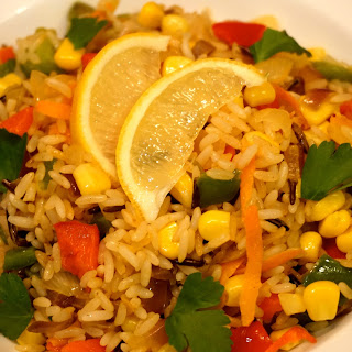 Easy Vegetable Risotto Recipe (vegetarian) .