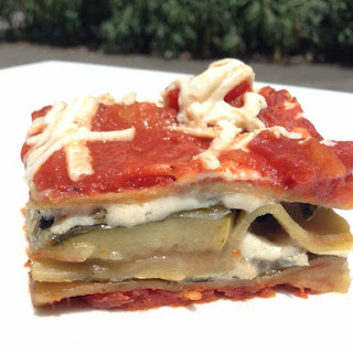 GLUTEN FREE & DAIRY FREE VEGETABLE LASAGNA RECIPE