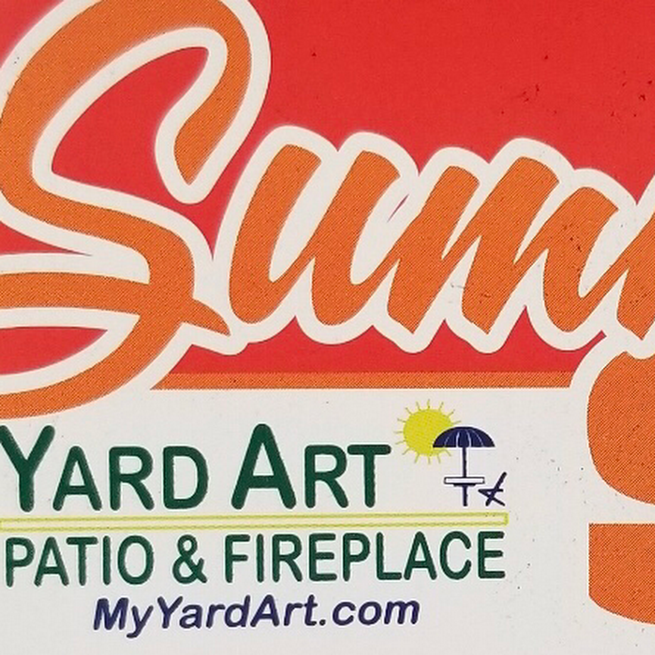 Yard Art Patio Fireplace Fort Worth Outdoor Furniture Store