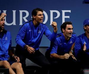 Bam! Europa pakt meteen voorsprong ondanks verlies Nadal