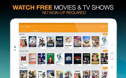 App Viewster – Anime & Fandom TV APK for Windows Phone