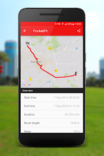 PocketFit for Pokémon GO- screenshot thumbnail