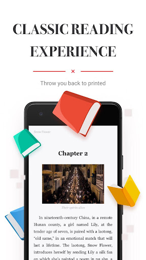 AnyBooks uff0d FREE Books, novels, ncert free download 2.10.0 screenshots 5