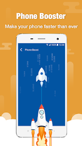 Speed Boost Mobile - Speed Booster & Junk Cleaner 3.6