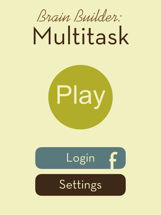 Brain Builder: Multitask- screenshot