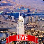 3D Dubai Live Ripple Wallpaper Icon