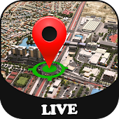 Live Street View & Maps – Satellite World Map